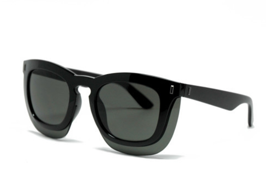 Grey Ant Inbox Sunglasses in Black