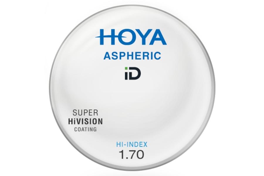 Hoya id single vision lens