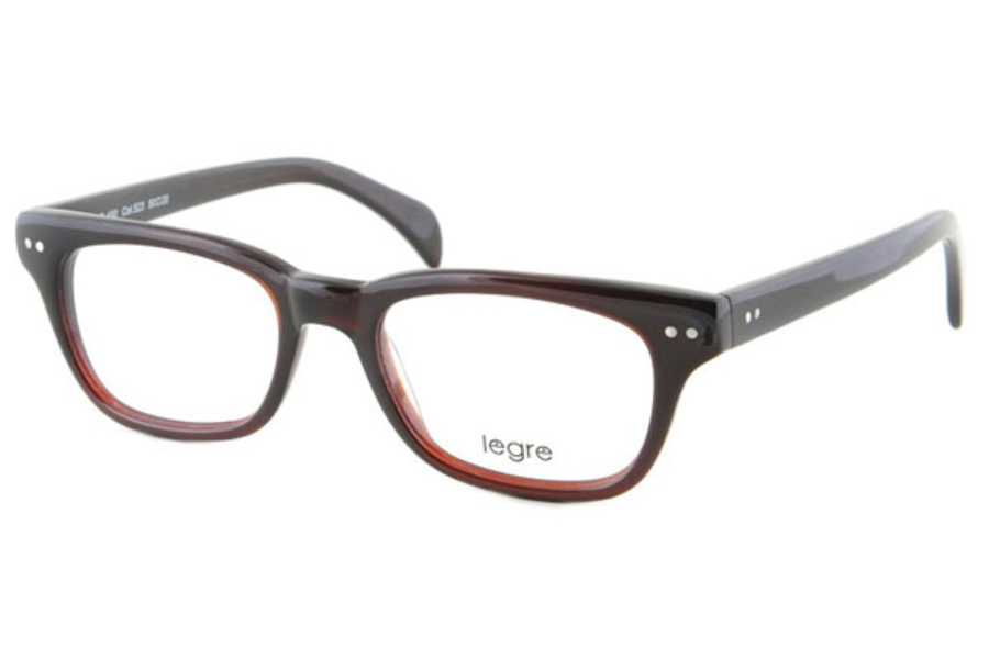 982576a3323 ... 522 Black  Birch Wood  Legre LE150 Eyeglasses in 523 Brown ...