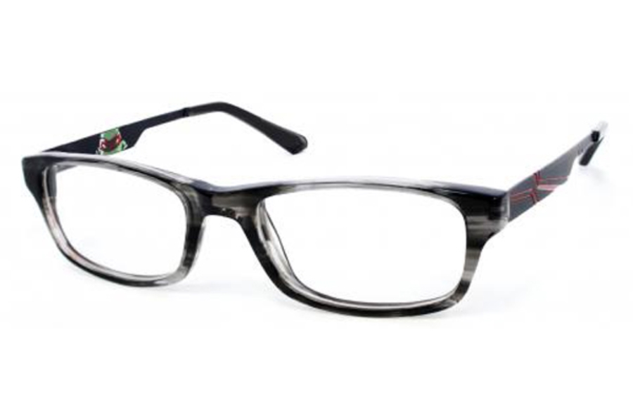 Teenage Mutant Ninja Turtles Bravado Eyeglasses in Teenage Mutant Ninja Turtles Bravado Eyeglasses