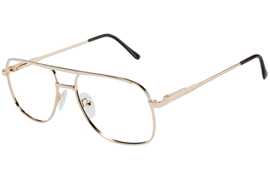 Durango Series Parker Eyeglasses in C-1 Yellow Gold