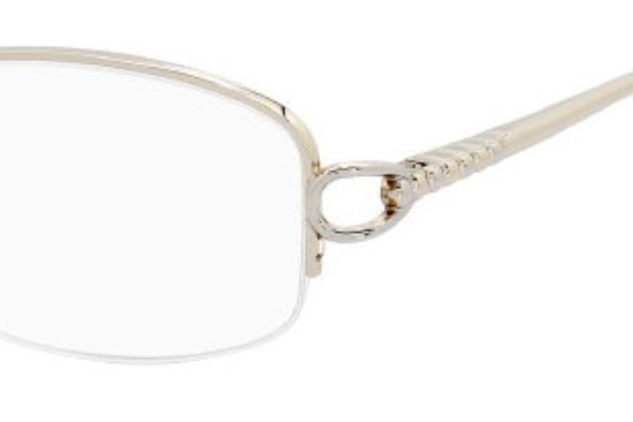 Saks Fifth Avenue SAKS FIFTH AVE 221 Eyeglasses in 01M9 Light Gold