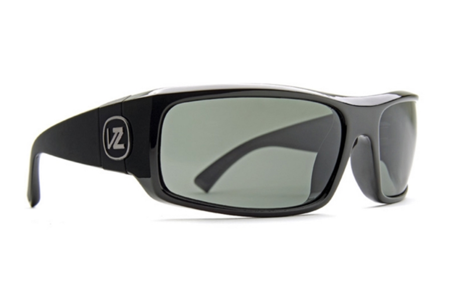 f1f8b34a255 Von Zipper Kickstand Sunglasses in BPP VP3 Tri-Motion Polarized - Black  Gloss   Grey  Von Zipper Kickstand Sunglasses in Von Zipper Kickstand  Sunglasses ...